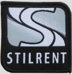 Woven patch with perfect gradient