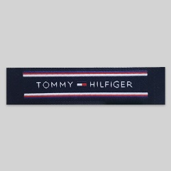 Woven label tommy